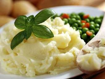 Picture of Plain Mashed Potatoes