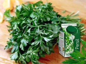 Picture of Parsley (individually frozen)