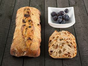 Picture of Buckwheat & Raisin Loaf