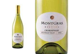 Picture of Montgras Chardonnay Reserva