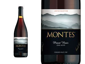 Picture of Montes Pinot Noir