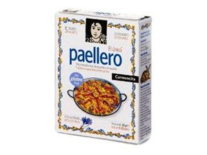 Picture of Paella Seasoning With Saffron