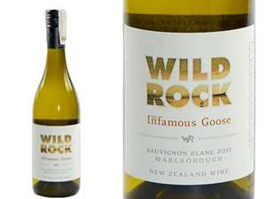 Picture of Wild Rock Sauvignon Blanc