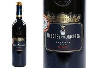 Picture of Marques de la Concordia Reserva