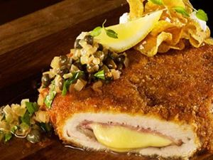 Picture of Pork Cordon Bleu