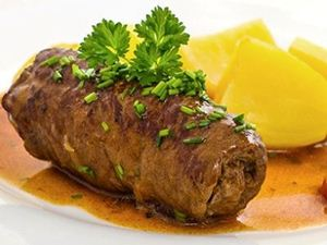 Picture of Beef Paupiette