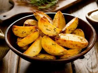 Picture of Savory Potato Wedges