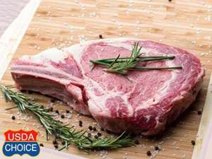 Picture of USDA Choice Beef Prime Rib