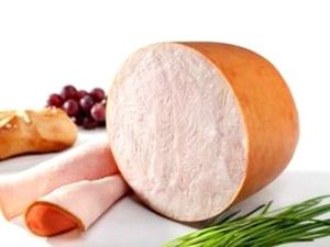 Picture of Turkey Ham Slices