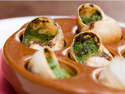 Escargot - Burgundy Snails