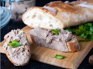 Picture of Chicken Breast & Liver Pâté