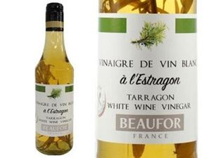 Picture of White Wine & Tarragon Vinegar