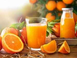 Picture of Mandarin Oranges Fruit Purée