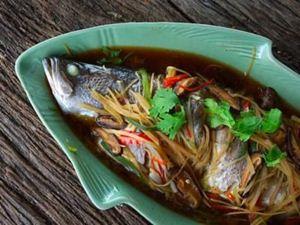 Picture of Barramundi Whole Fish