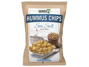 Picture of Hummus Chips Sea Salt