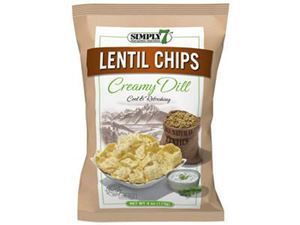 Picture of Lentil Chips Creamy Dill