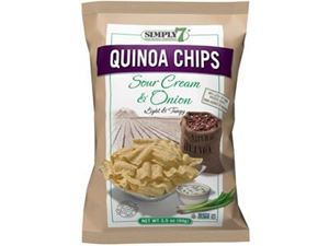 Picture of Quinoa Chips Sour Cream & Onion
