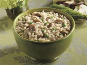 Picture of Organic Mushroom Risotto Bowl