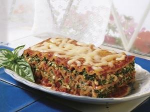 Picture of Organic Vegetable Lasagna