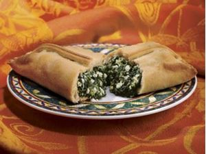 Picture of  Spinach Feta Pocket Sandwich