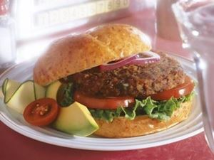 Picture of Organic California Veggie Burger