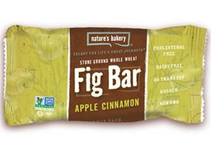 Picture of Apple Cinnamon Fig Energy Bar