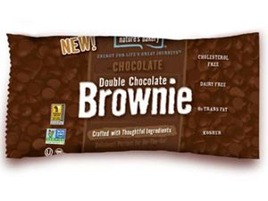 Picture of Double Chocolate Brownie Bar