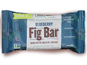 Picture of Blueberry Gluten-Free Fig Bar