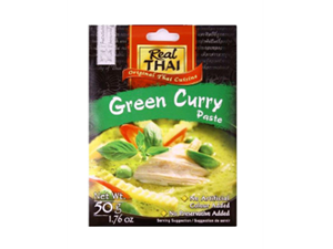 Picture of Thai Green Curry Paste Sachet