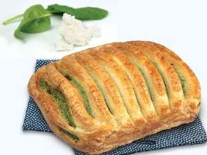 Picture of Spinach & Ricotta Puff Pastry