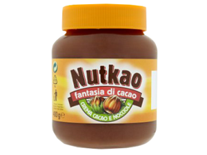Picture of Nutkao Hazelnut & Cocoa Spread