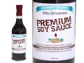 Organic Premium Soy sauce