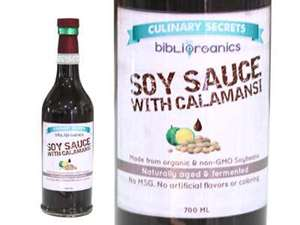 Picture of Organic Soy Sauce with Calamansi
