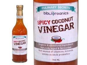 Picture of Organic Spiced Coconut Vinegar