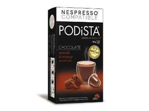 Picture of Smooth & Creamy Chocolate Pods