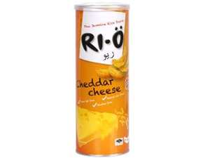 Picture of Thai Jasmine Rice Snack - Cheddar Cheese