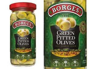 Picture of Pitted Green Olives