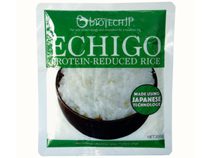 Picture of Echigo Protein-Reduced Rice