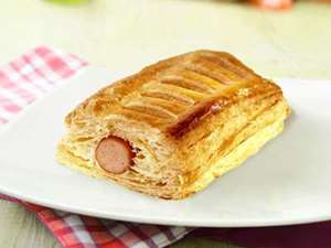 Picture of Hotdog Puff Pastry