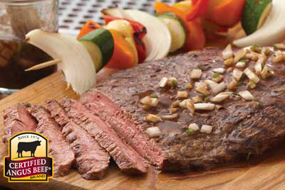 Recipe: Beer Marinated Grilled Steak