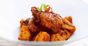 Roast Tikka Masala Chicken Recipe