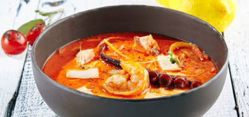 Shrimp Tom Yum Soup Recipe
