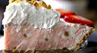 Strawberry Ice Cream Cheesecake Recipe