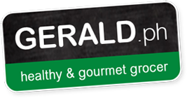 GERALD.ph - healthy and gourmet grocer