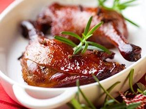 Picture of Duck Leg