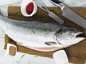Picture of Whole Atlantic Salmon