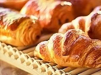 Picture of Mini Butter Croissant - freshly baked