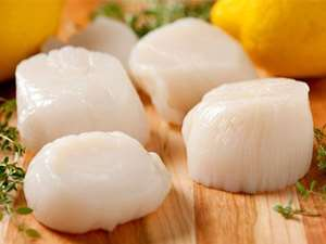 Picture of Scallops (roe off)
