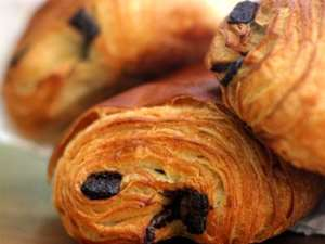Picture of Chocolate Croissant - freshly baked
