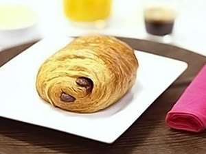 Picture of Mini Chocolate Croissant - freshly baked